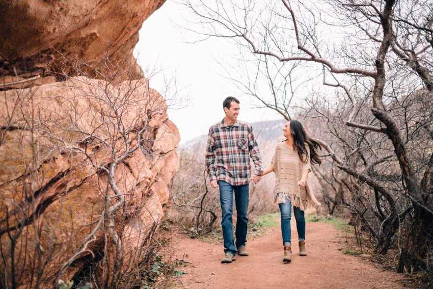 001 Nikki Chris Engagement Red Rocks
