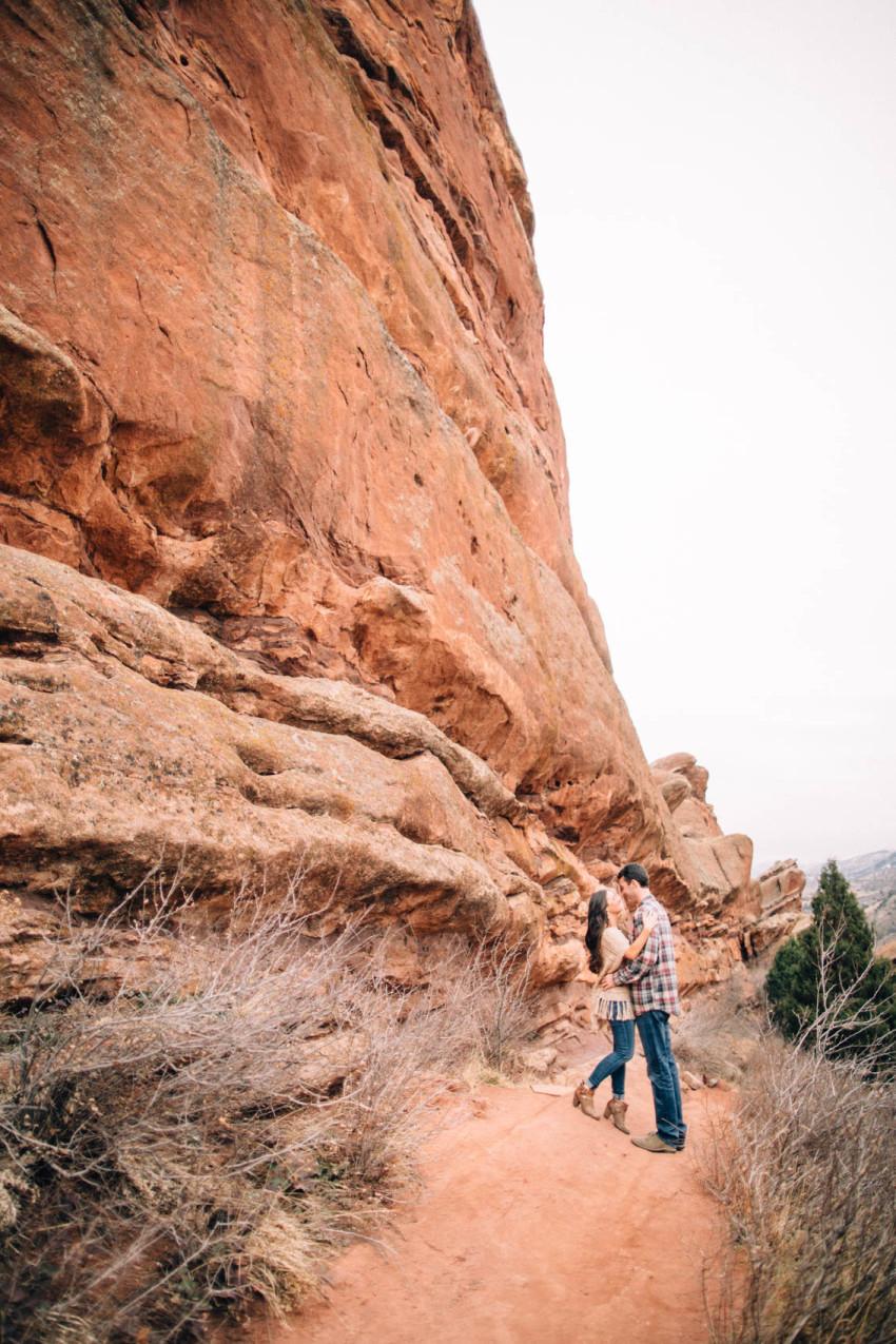 003 Nikki Chris Engagement Red Rocks