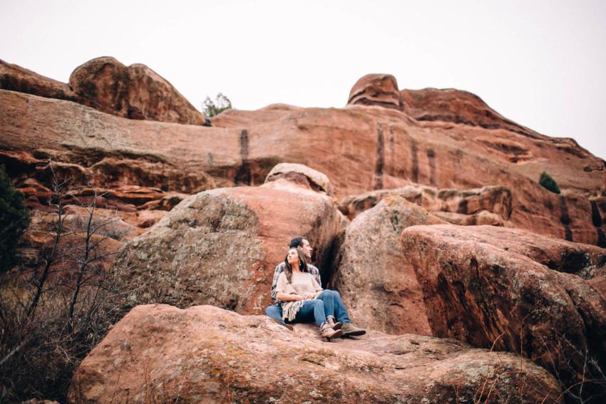 011 Nikki Chris Engagement Red Rocks