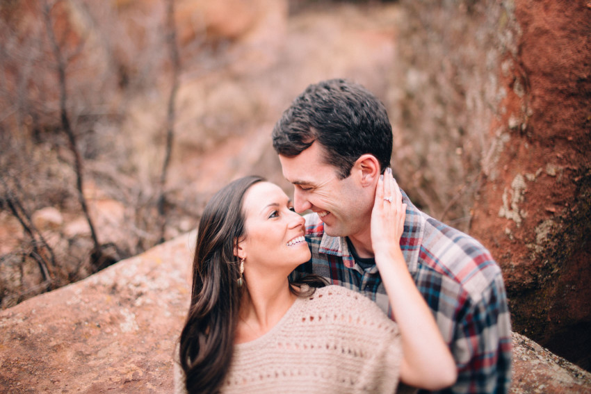012 Nikki Chris Engagement Red Rocks
