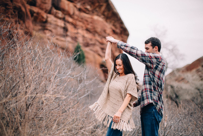 015 Nikki Chris Engagement Red Rocks