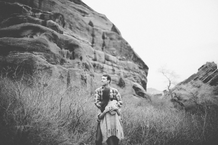 017 Nikki Chris Engagement Red Rocks