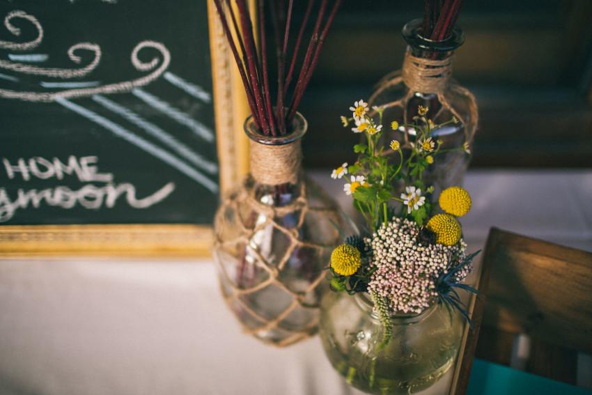 032 Evergreen Lake House Wedding Photographer beet and yarrow