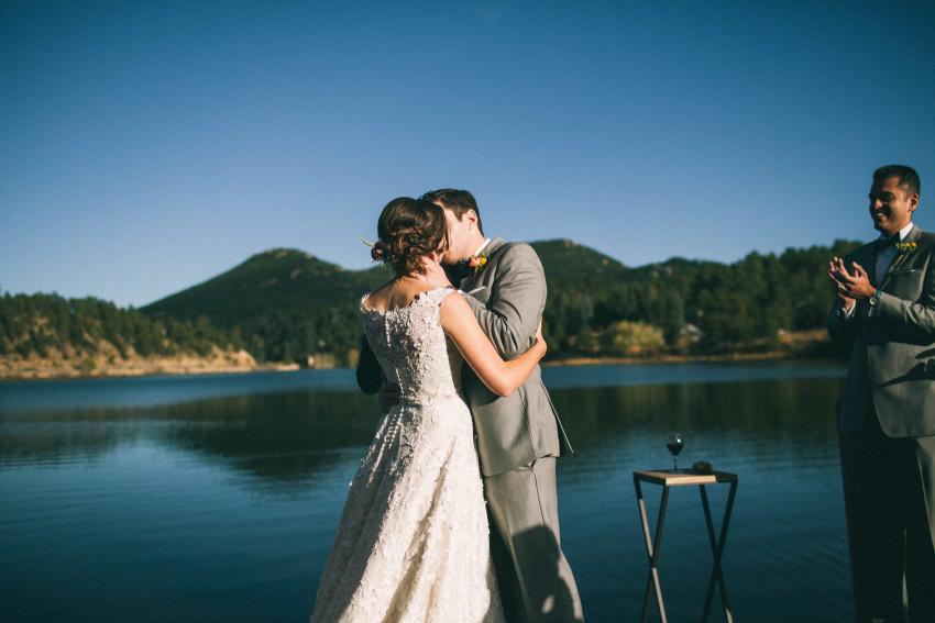 046 Evergreen Lake House Wedding Photographer