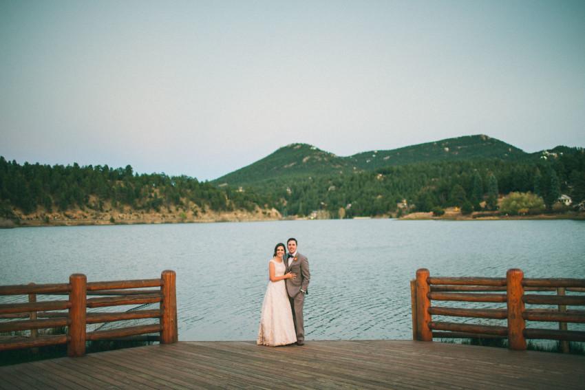 055 Evergreen Lake House Wedding Photographer