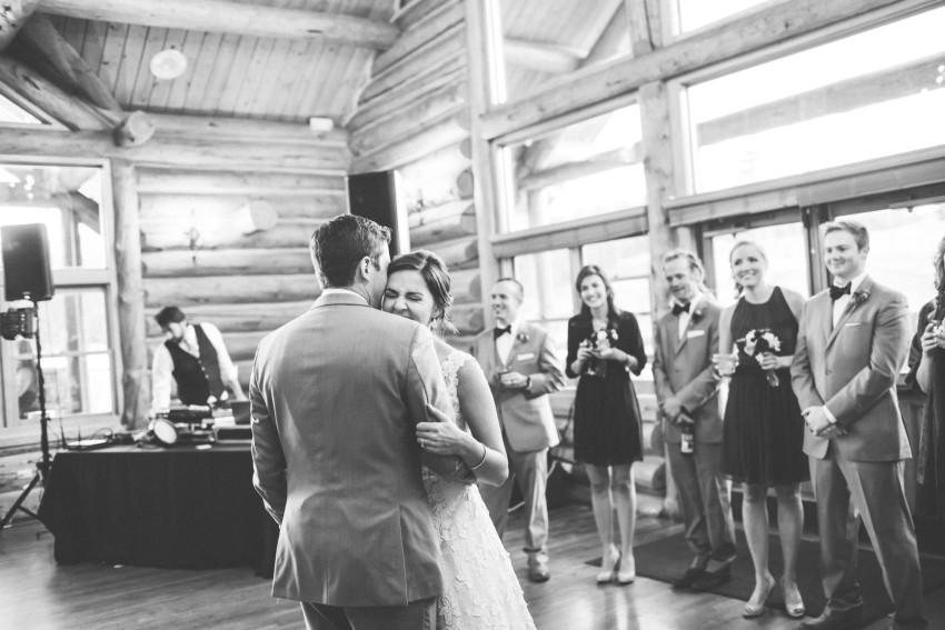 058 Evergreen Lake House Wedding Photographer first dance