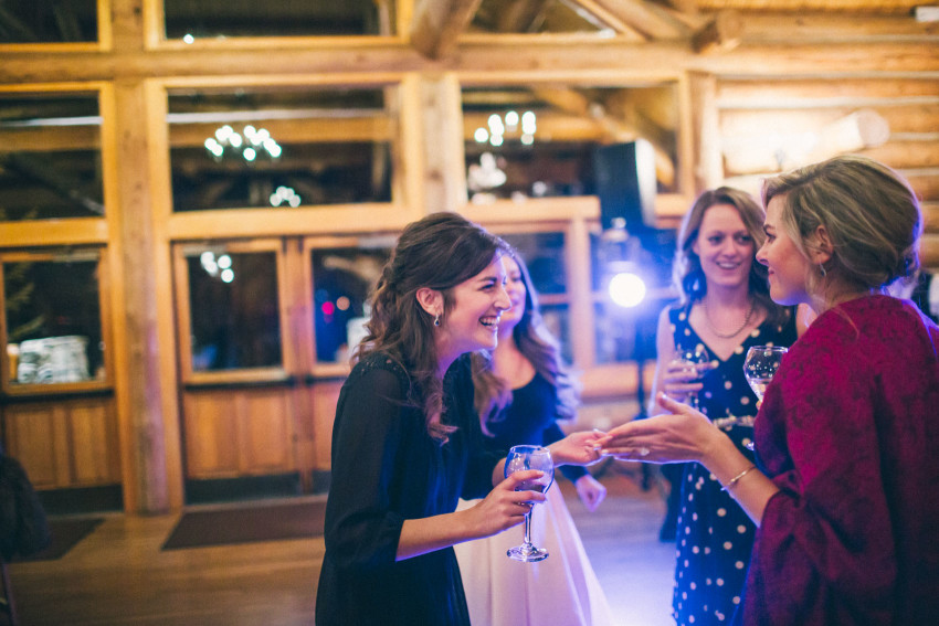 066 Evergreen Lake House Wedding Photographer reception dance