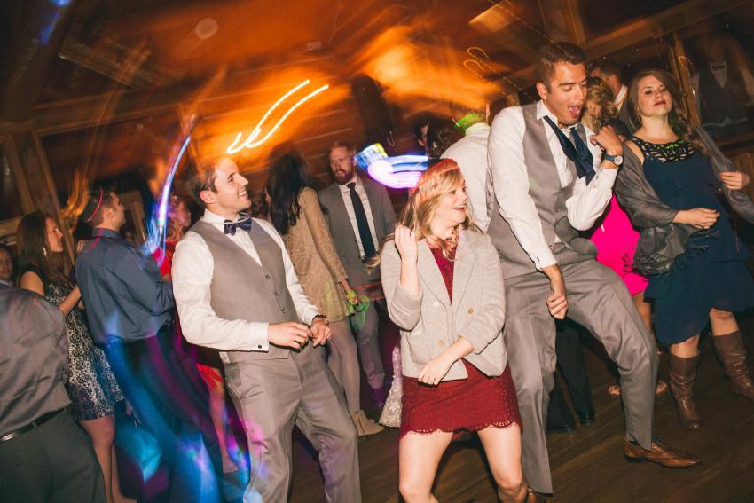 069 Evergreen Lake House Wedding Photographer reception