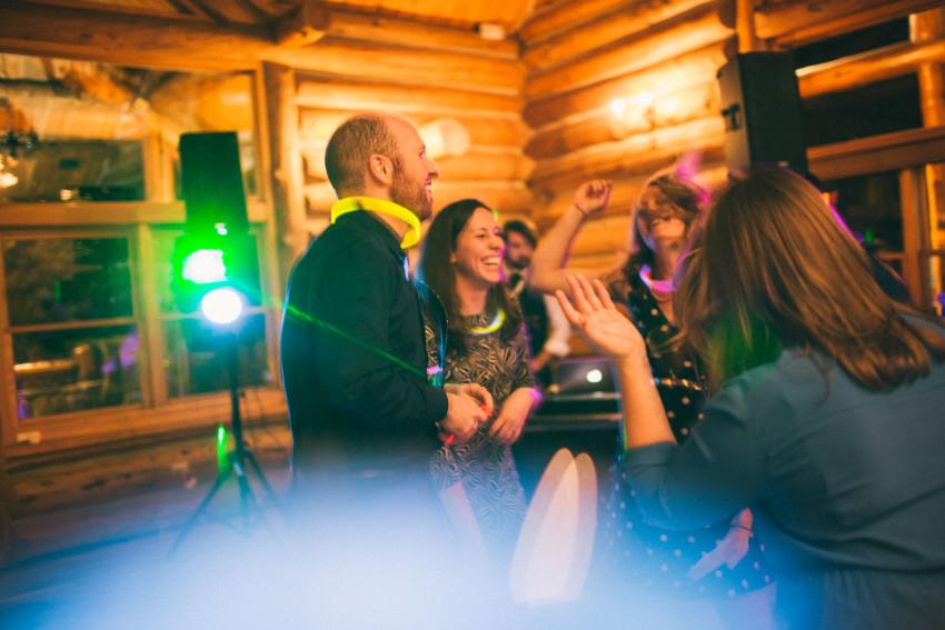 071 Evergreen Lake House Wedding Photographer wedding reception