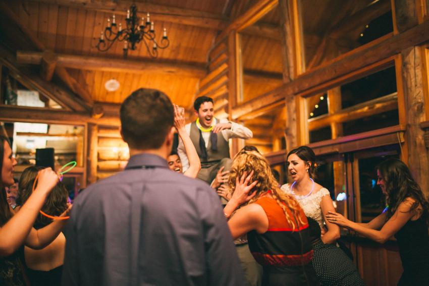073 Evergreen Lake House Wedding Photographer wedding reception