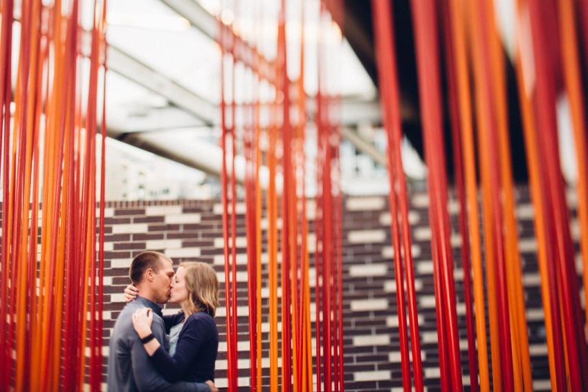 Annette Marty Anniversary Millennium bridge confluence park union station denver couples session adventure-008