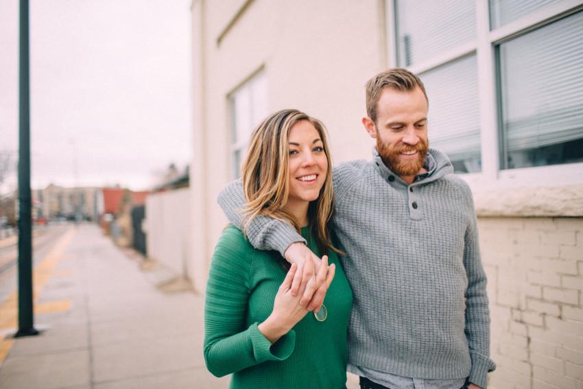 Beth Paul Engagement Five Points Denver Urban City Adventure Winter-006