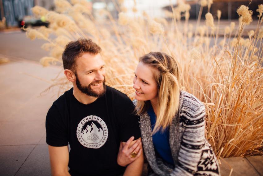 Danielle Tyler Anniversary Rino Art District Denver Urban Hipster Couples Session-001