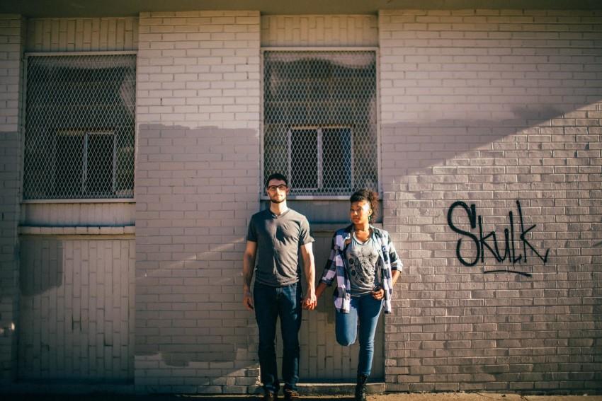 Gigi Greg RiNO Engagement Denver Interacial Couple Sexy Cool Hipster-002