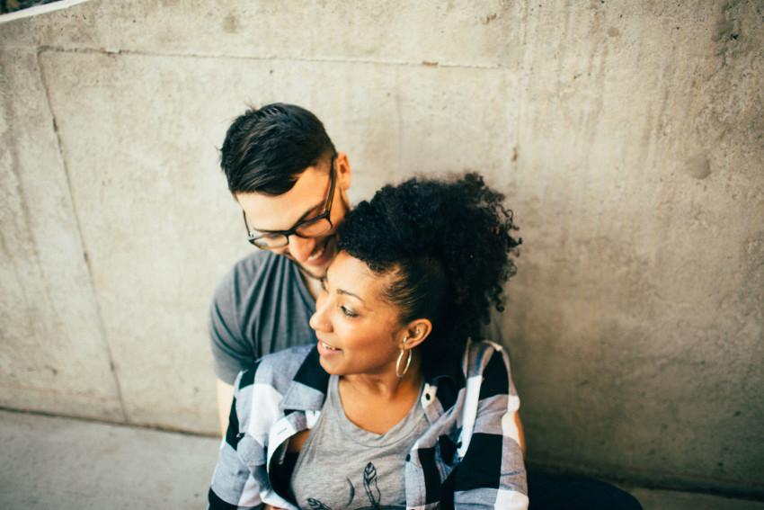 Gigi Greg RiNO Engagement Denver Interacial Couple Sexy Cool Hipster-008