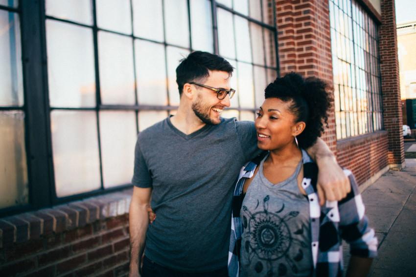 Gigi Greg RiNO Engagement Denver Interacial Couple Sexy Cool Hipster-010