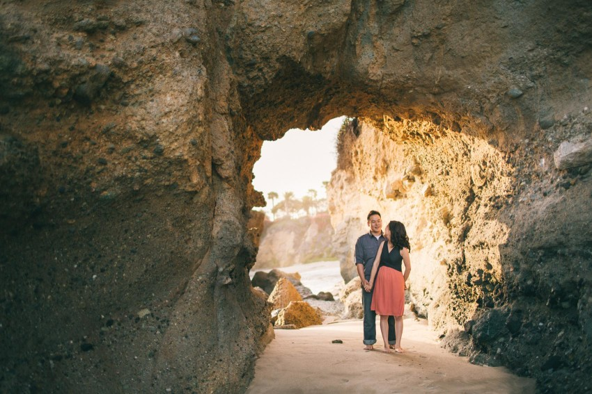 Grace Larry Epic Laguna Beach Engagement Adventure-004