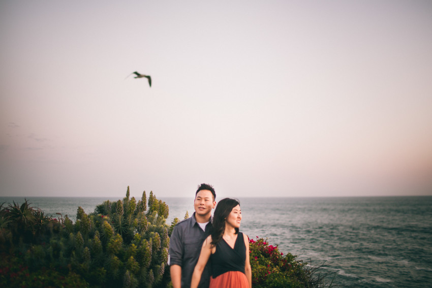 Grace Larry Epic Laguna Beach Engagement Adventure-011