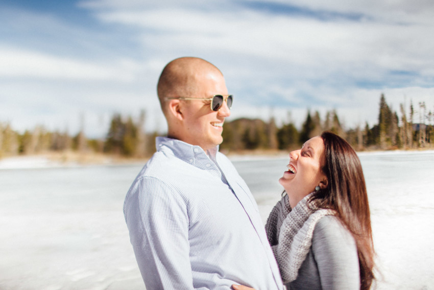 Kayla Jeremy Engagement Adventure RMNP Rocky Mountain National Park Estes Park Outdoor-002