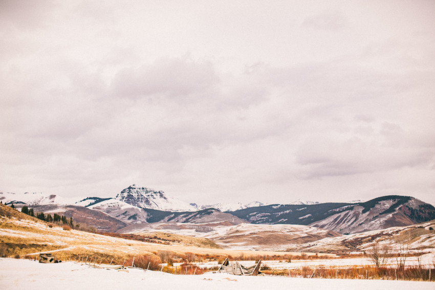 Kolby Dillon Crested Butte Outdoor Mountain Engagement Adventure Winter-003