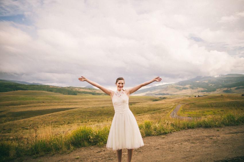 022 Crested Butte CO Townie Outdoor Camp 4 Third Bowl Secret Stash Organic Fun Engagement Lauren Matt