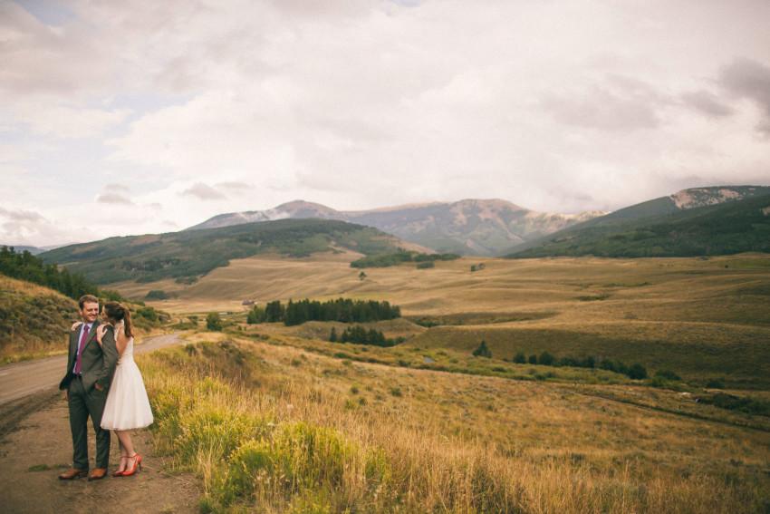 024 Crested Butte CO Townie Outdoor Camp 4 Third Bowl Secret Stash Organic Fun Engagement Lauren Matt