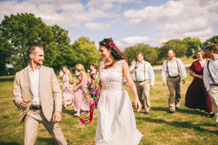 061 Mukwonago Milwaukee WI Barn DIY Laid-back Wedding Editorial Photographer Organic Photojournalistic Danny Andrea