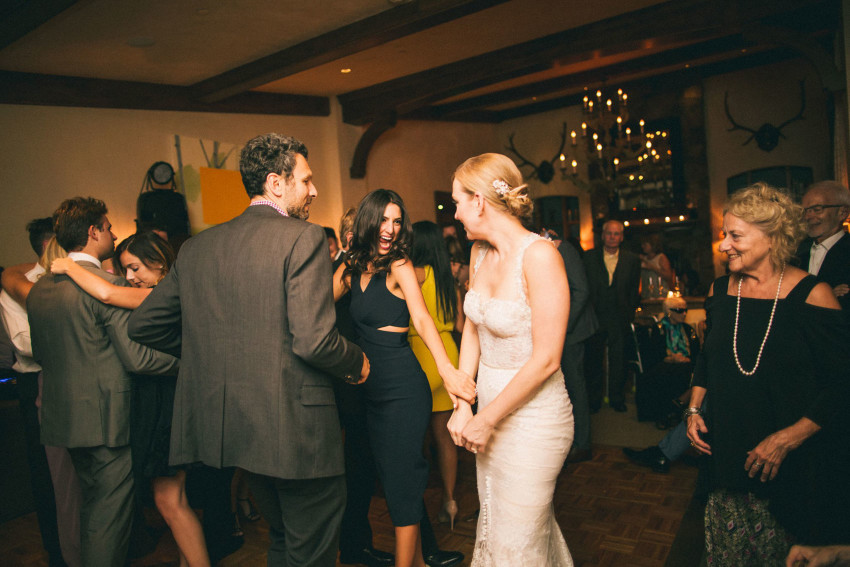 065 Aspen CO Mountain Wedding Reception Little Nell Dance Unique Fun