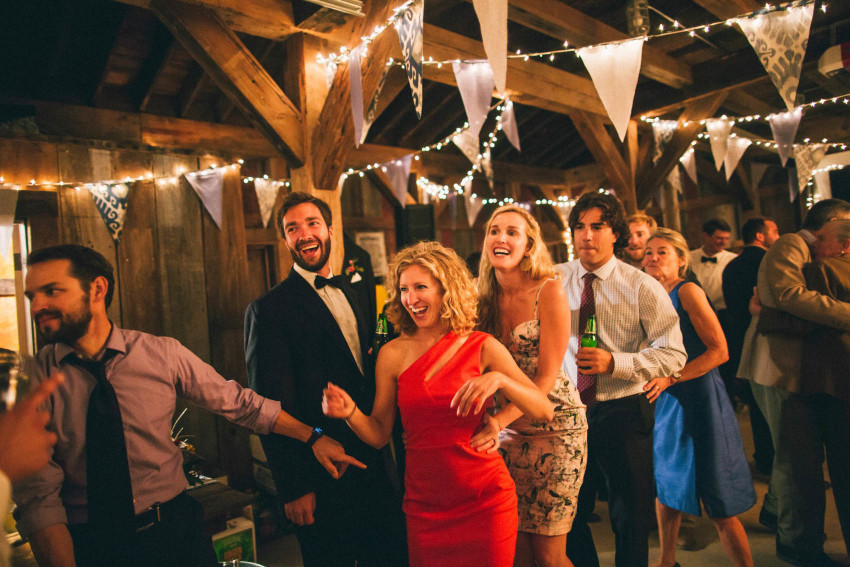 114 Crested Butte CO Private Ranch Wedding Local Foodie Stormy Rain Unique Initimate Burning of Sage Ceremony Barn Live Band Marquee Lights Stars Night Sky