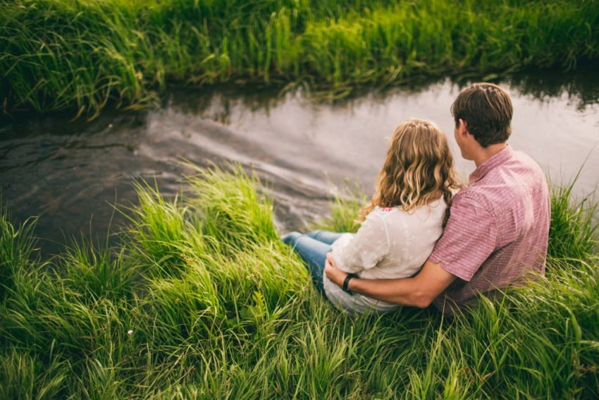 002 Crested Butte Wildflower Adventure Engagement Shoot Washington Gulch Jenna Drew