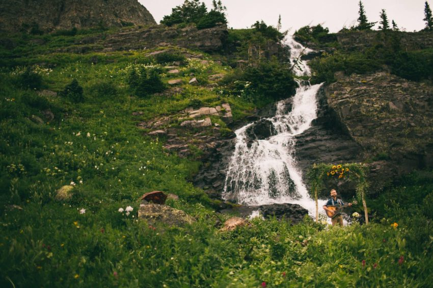 040 Crested Butte Elopement Waterfall Krsitin Phil Westfalia Off Road Adventure
