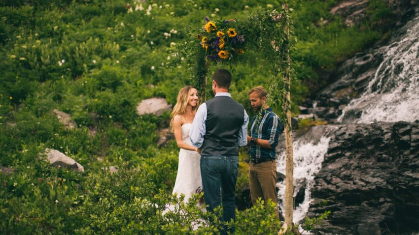 048 Crested Butte Elopement Waterfall Krsitin Phil Westfalia Off Road Adventure