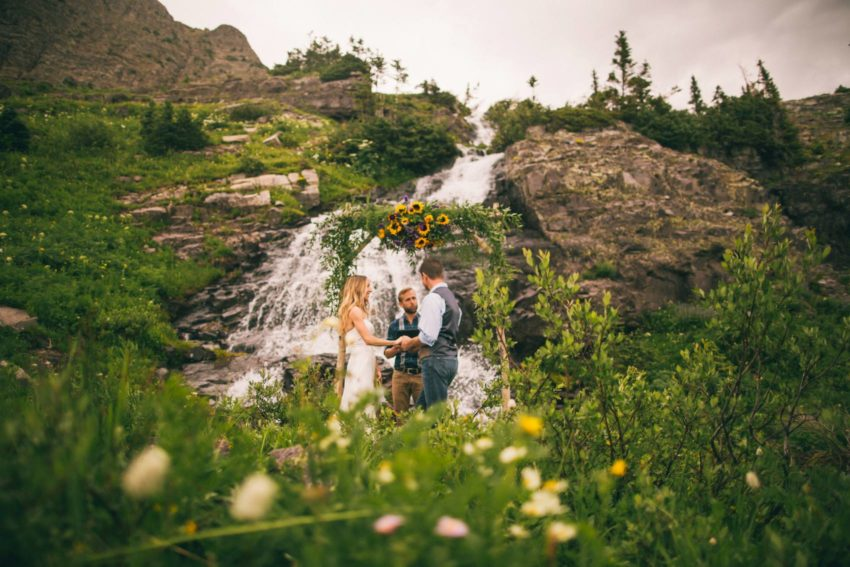 049 Crested Butte Elopement Waterfall Krsitin Phil Westfalia Off Road Adventure