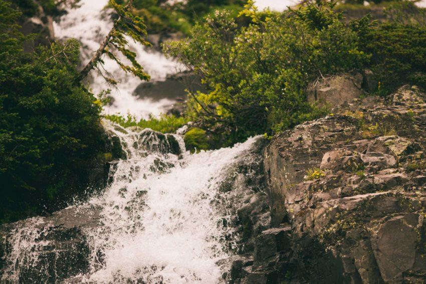 070 Crested Butte Elopement Waterfall Krsitin Phil Westfalia Off Road Adventure