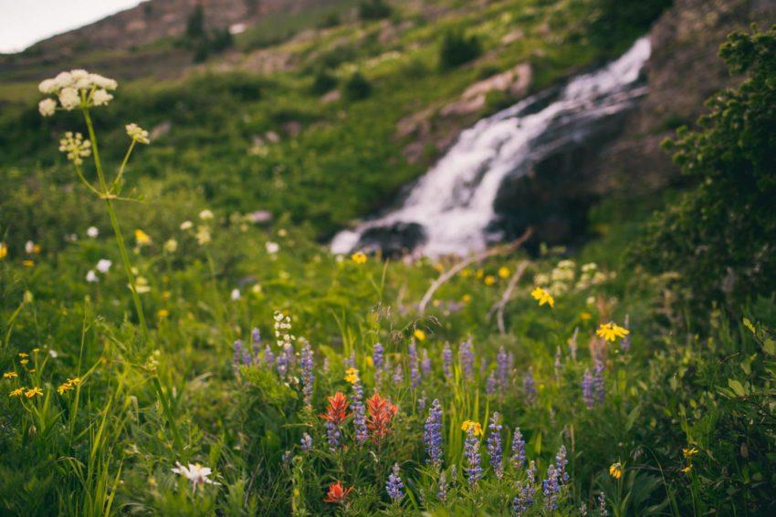 079 Crested Butte Elopement Waterfall Krsitin Phil Westfalia Off Road Adventure