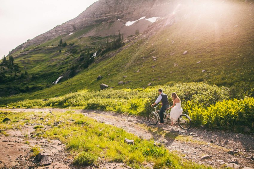 083 Crested Butte Elopement Waterfall Krsitin Phil Westfalia Off Road Adventure